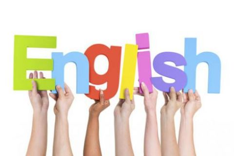 Do students speak English well? Yes, they do.